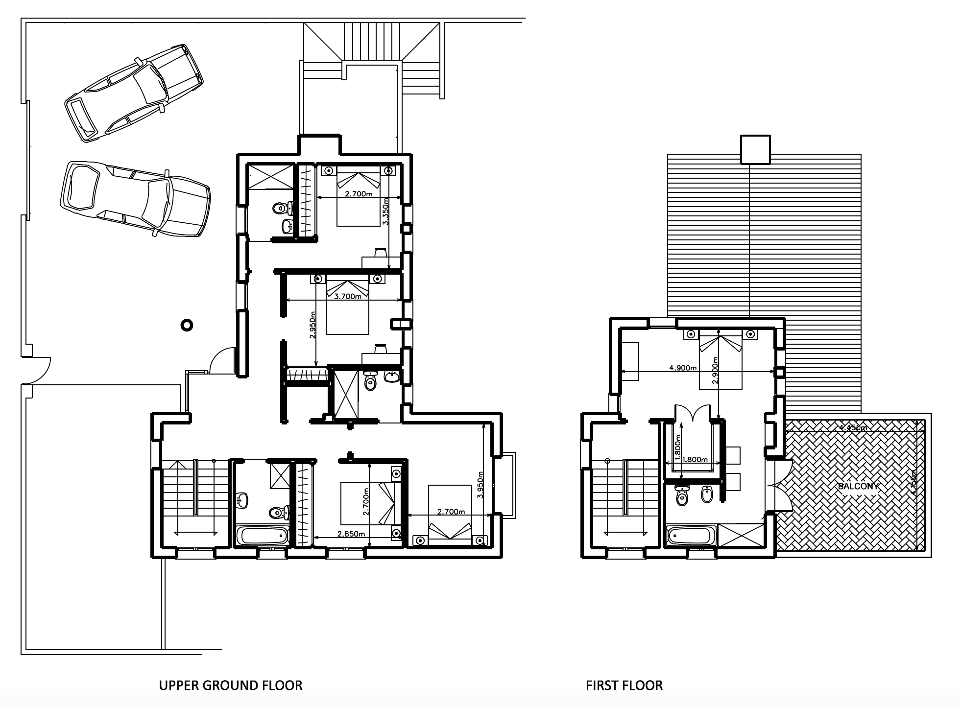 Casa Isa Elena Plan